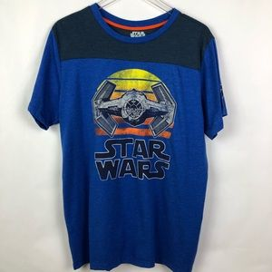 Other - Star Wars Graphic Top | # 77 Sleeve Graphic | XL